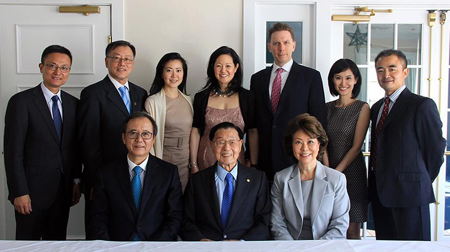 Delegation of Peking University visits the United States