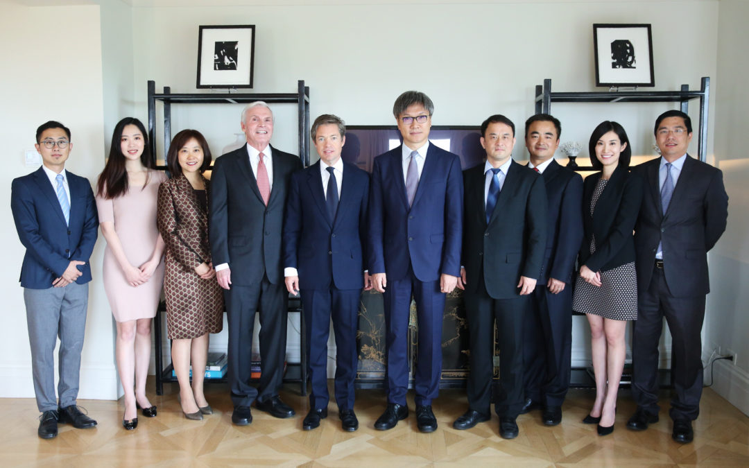 Berggruen Institute and Peking University Announce New Hub for Research & Dialogue on Global Transformations Affecting Humanity